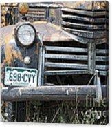 698 Cvy Acrylic Print
