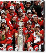 2015 Nhl Stanley Cup Final - Game Six Acrylic Print