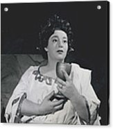 A Roman Scandal In A West End Revue Acrylic Print