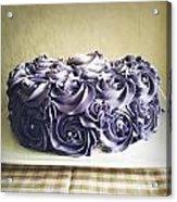 Cake Acrylic Print