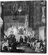 Catherine II (1729-1796) Acrylic Print
