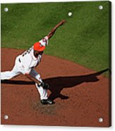 Chicago White Sox V Houston Astros Acrylic Print