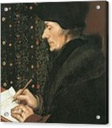 Holbein, Hans, The Younger 1497-1547 Acrylic Print