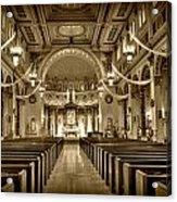 Holy Cross Catholic Church Acrylic Print