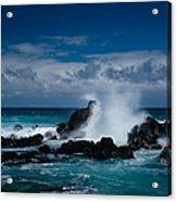 Hookipa Maui North Shore Hawaii Acrylic Print