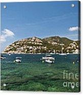 Majorca Acrylic Print