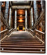 Minnesota State Capitol  Acrylic Print
