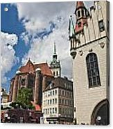 Munich Germany Acrylic Print
