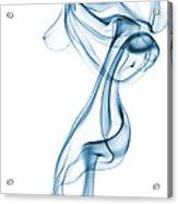Smoke Curve Acrylic Print