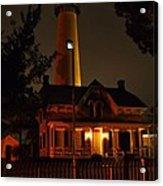 St Simons Island Lighthouse 2 Acrylic Print