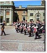 Stockholm Guard Change Acrylic Print