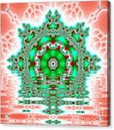 The Kaleidoscope Reflections Acrylic Print
