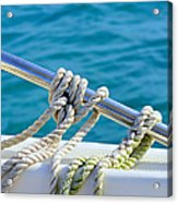 The Ropes Acrylic Print