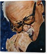 Toots Thielemans Acrylic Print