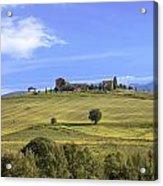 Tuscany - Val D'orcia Acrylic Print