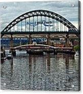 Tyne Bridge Acrylic Print