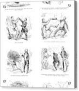 Ulysses S Acrylic Print