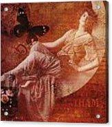 Winsom Women Acrylic Print