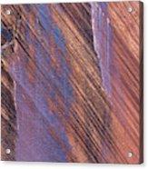 Usa, Utah, Glen Canyon National Acrylic Print
