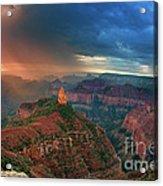 749220321 North Rim Grand Canyon Arizona Acrylic Print