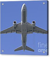 777 Overhead Acrylic Print