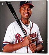 Atlanta Braves Photo Day Acrylic Print