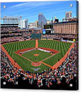 Boston Red Sox V Baltimore Orioles Acrylic Print
