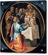 Campi Vincenzo, Mysteries Acrylic Print by Everett