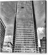 Canary Wharf Tower Acrylic Print
