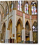 Cathedral Of St. Helena Acrylic Print