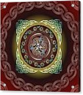 Celtic Pattern Acrylic Print