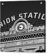 Denver - Union Station Acrylic Print