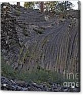 Devils Postpile National Monument Acrylic Print
