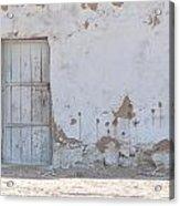 El Farafar Oasis Acrylic Print