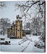 Fonthill Castle Acrylic Print