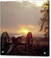 Gettysburg Military Park Acrylic Print