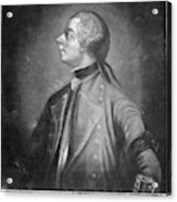 James Wolfe (1727-1759) Acrylic Print