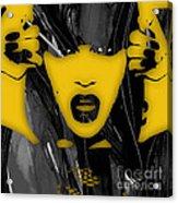 Jessie J Collection Acrylic Print