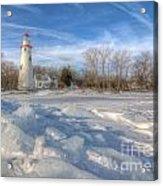 Marblehead Lighthouse Acrylic Print