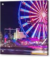 Myrtle Beach South Carolina Acrylic Print