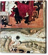 Sir Henry Unton (c1557-1596) Acrylic Print