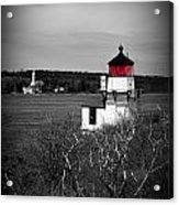 Squirrel Point Lighthouse Acrylic Print