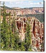 Utah Bryce Canyon Acrylic Print