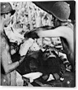World War II New Guinea Acrylic Print