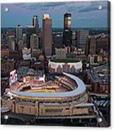 85th Mlb All-star Game Aerials Acrylic Print