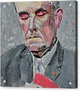 9-11 Mayor Giuliani Acrylic Print