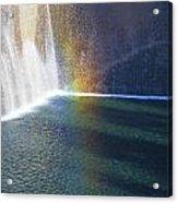 9-11 Memorial Acrylic Print