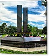 9/11 Memorial Freehold Nj Acrylic Print