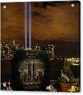 9-11 Monument Acrylic Print
