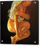 9 30 Am Acrylic Print